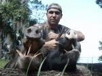 The Working Side Of A Florida Wild Hog
