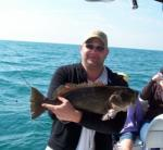 Sunny day, nice grouper