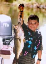 It's Only Embarrassing To Be Out Fished By A Kid If You're A Kid