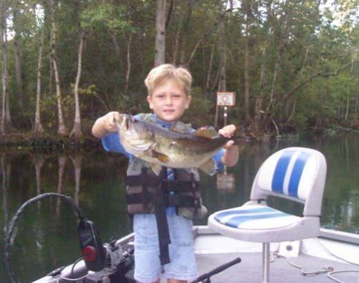 This Is Why You Fish, To Get The Big One
