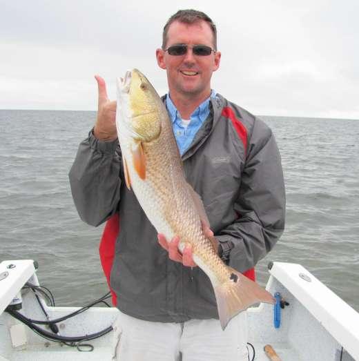 Steinhatchee Florida Redfish