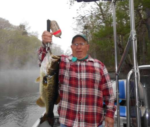 An Early Morning Ocklawaha Bass