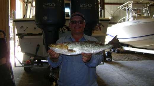 David Clark 3.5lb trout