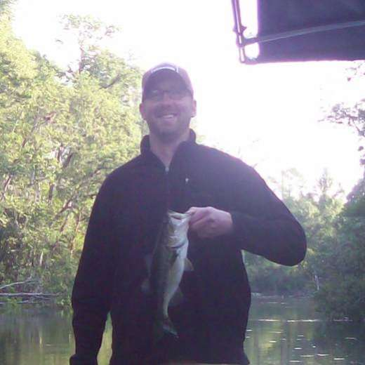 Ocklawaha Florida Bass, Catch and Release By Jason