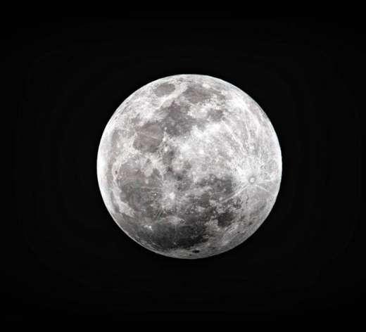 Blood wolf moon coming soon in Cedar Key Florida