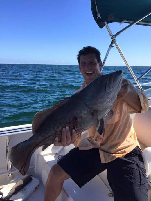 Mr. Henry Rabell Nice Grouper