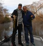 Joel & Mike A Largemouth Bass