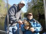 Ocklawaha Largemouth Bass To Brag About