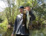 Catching Ocklawaha Largemouth Bass, Makes A Nice Day