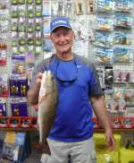 Mr. Kozel with a nice redfish