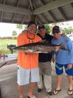 November 2015 Winner Of Cedar Marina's Biggest Fish Category