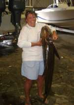 D. Parker with nice 48lbs Cobia