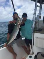 Donnie with a nice King, attaboy