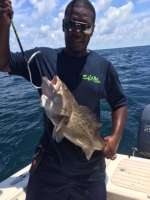 Fred With A Nice Cedar Key Gag Grouper