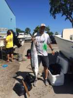 K. Jones with nice King Fish