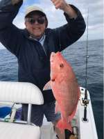 The Cedar Key Red Snapper were biting good in December