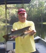 Ocklawaha Florida Bass, Catch and Release By Bill