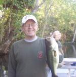 Peter With An Ocklawaha Florida Bass