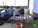 The Take From A Cedar Key, Florida Fishing Trip