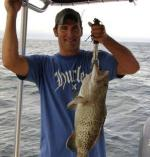 A Cedar Key Off Shore Grouper