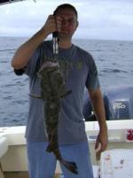 A Cedar Key Off Shore Grouper