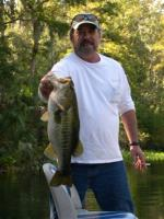 A Nice Early Fall Ocklawaha Large Mouth