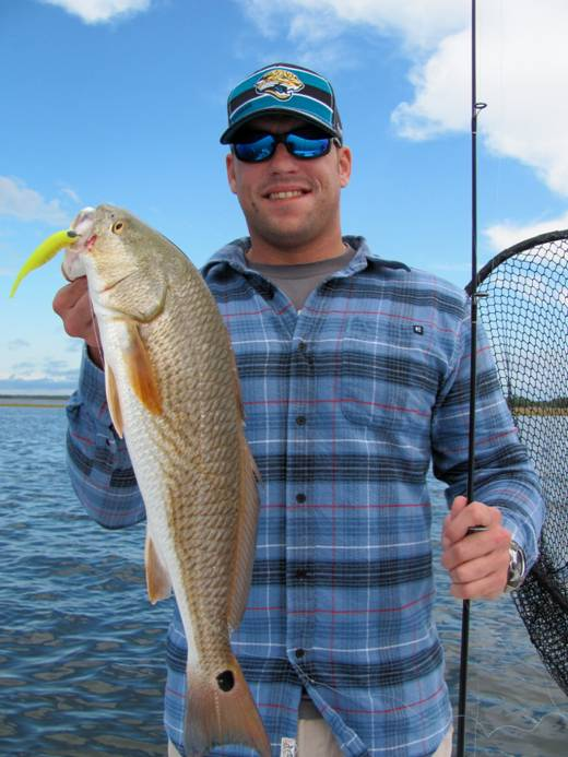 Steinhatchee Redfish