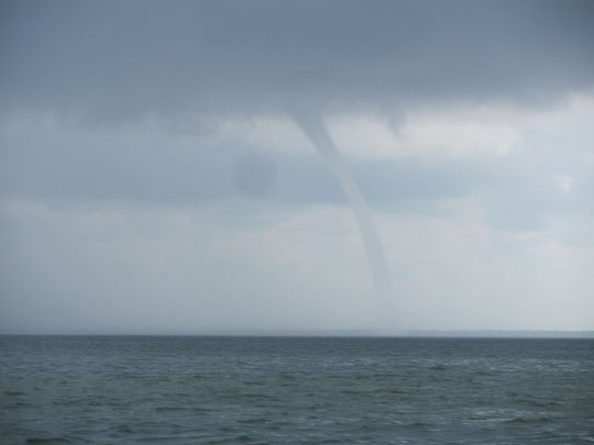 A Steinhatchee Water Spout