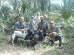 Florida Hog Hunting: Good Dogs, Good Friends ...